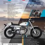 Cafe Racer 125